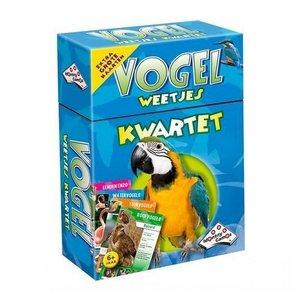 Identity Games Vogel Weetjes Kwartet